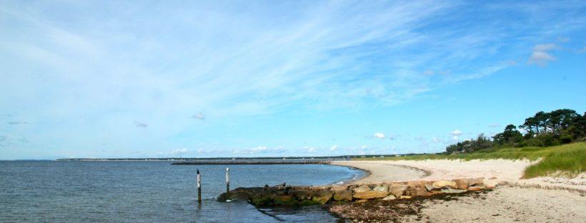 Orleans Beaches on Cape Cod