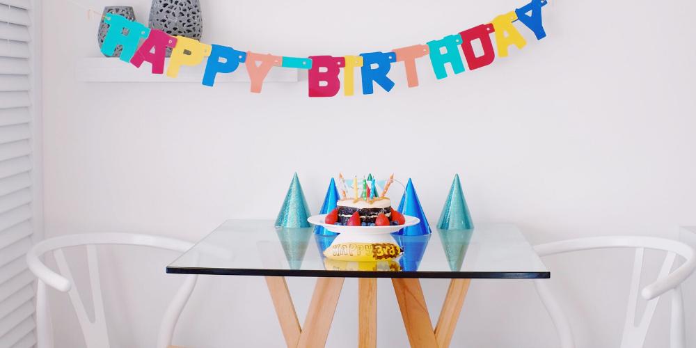 virtual birthday